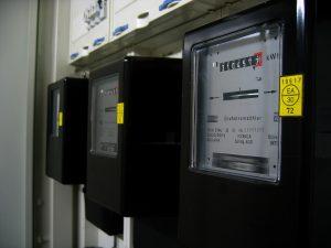 quadri elettrici di distribuzione terminale o centralino